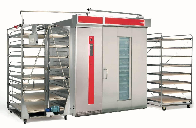 Salva Nxd Modular Deck Oven Vanrooy