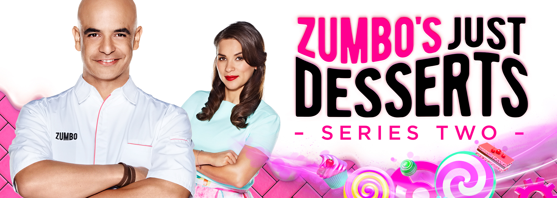 Proud supplier for Zumbo's Just Desserts.