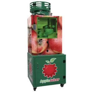 Commercial apple juicer machine