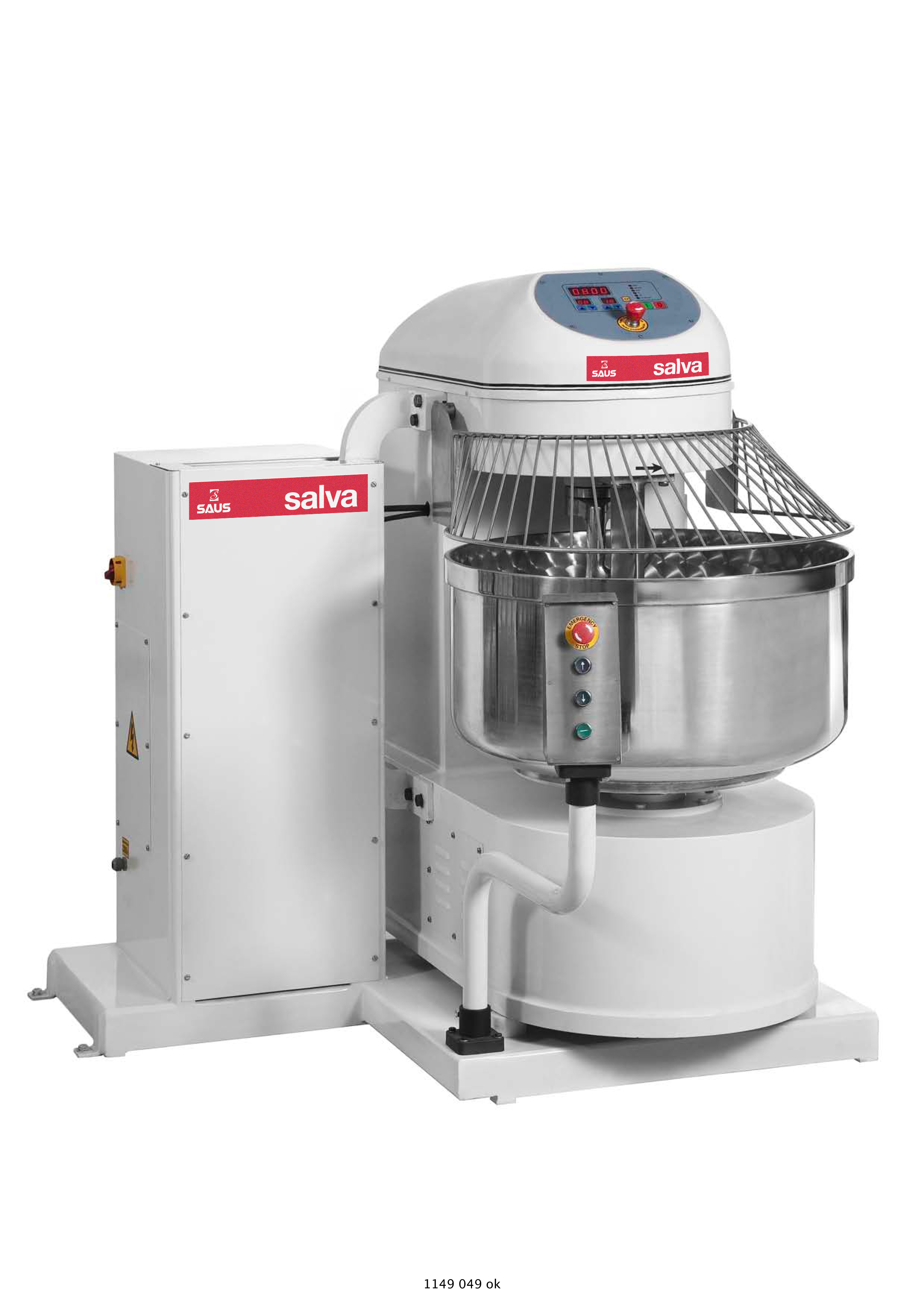 Salva 2 Arm Mixer