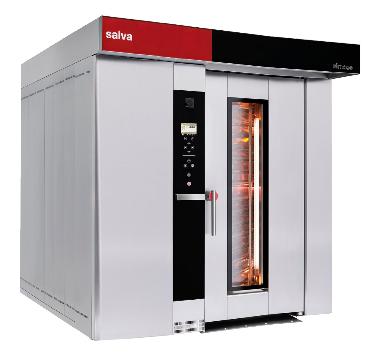 Salva Sirocco SP Double Rack Oven