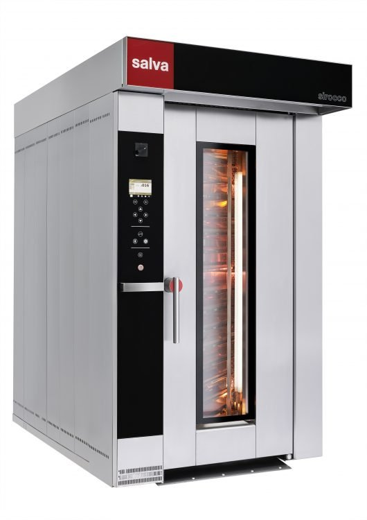 Salva Sirocco SK Single Rack Oven