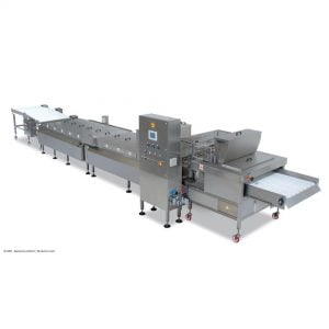 Canol Frying Line