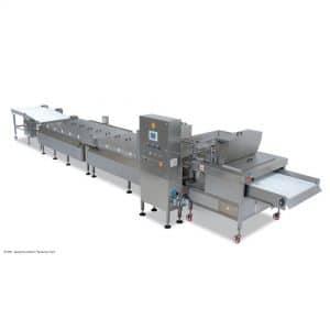 Canol Frying Line