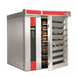 Salva Magma Multidoor Oven with Stone Floor - MPS